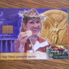 Cartela telefon Ungaria 3842/3 tiraj  15000