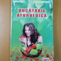 Bucatarie ayurvedica Bucuresti 2008 - Carte Dietoterapie