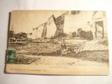Ilustrata TCV Salonik in Primul Razboi Mondial 1916