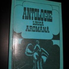 AROMANI, ARMANI, -ANTOLOGIE DE LIRICA AROMANA - Carte Antologie