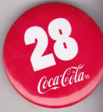 Magnet COCA COLA nr. 28