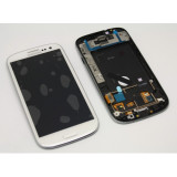 Display Samsung S3 alb i9300 touchscreen lcd