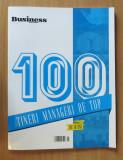 100 Tineri manageri de top - editia 2015 Business Magazin