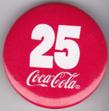 Magnet COCA COLA nr. 25