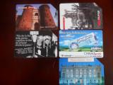 Cartele telefon Italia  5 buc  4387/8