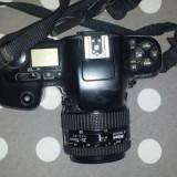 Nikon F601 + obiectiv Nikkor AF 35-70 mm f 1:3.3 - 4.5