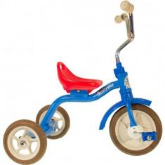 Tricicleta Touring albastru - Tricicleta copii Italtrike