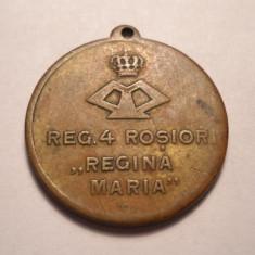 Regimentul 4 Rosiori Regina Maria Recunostinta Eroilor 1916 1919 - Medalii Romania
