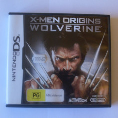 X-Man Origins Wolverine - Joc Nintendo DS, Ds Lite, 3DS - Jocuri Nintendo 3DS