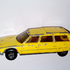 Macheta Matchbox Superfast Citroen CX - 1979 lesney - Macheta auto
