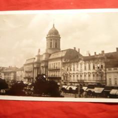 Ilustrata Arad, circulat 1941 - Carte Postala Transilvania dupa 1918, Circulata, Fotografie