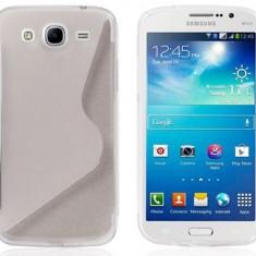 Husa Samsung Galaxy Ace 4 G357F TPU S-LINE Transparenta - Husa Telefon Samsung, Gel TPU, Fara snur, Carcasa