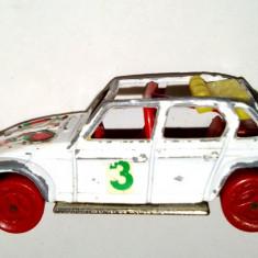 Majorette - Citroen Dyane - Rallye n°3 - Macheta auto Majorette, 1:64