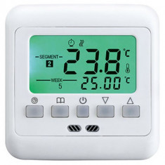 Termostat incalzire pardoseala GERMANIA cu lcd termostat ambianta thermostat