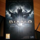 Diablo 3- reaper of souls + CD key nefolosit