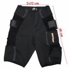 Pantaloni scurti de slabit ABC-One Slim Back and Legs - Echipament Fitness