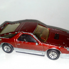 MATCHBOX Dodge Daytona Turbo z - 1984 - Macheta auto Matchbox, 1:64