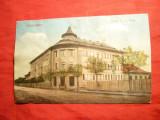 Ilustrata Caransebes - Liceul Traian Dodu - Ed.Cartea Banatului 1926, Circulata, Printata