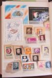 Cumpara ieftin LT 84 - Colite Romania si timbre pe fragment - lot