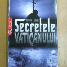 Secretele Vaticanului Bernard Lecomte Bucuresti 2010 - Istorie
