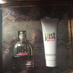 Set Parfum si crema de corp Roberto Cavalli Just Cavalli Original