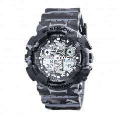 Ceas Casio G-Shock GA100CM-8A | 100% original, import SUA, 10 zile lucratoare - Ceas barbatesc