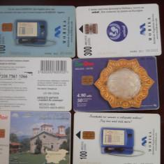 Cartele telefon Bulgaria 4282/3 - Cartela telefonica straina