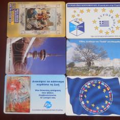 Cartele telefon Grecia 4301/2 - Cartela telefonica straina