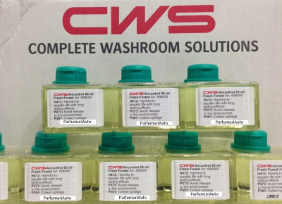 CWS Fresh Forrest aroma de PIN foto