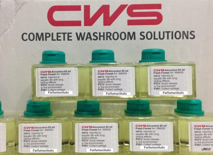 CWS Fresh Forrest aroma de PIN