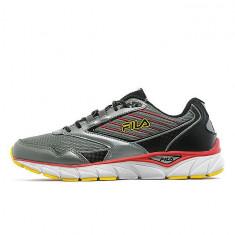 Adidasi sport FILA Originali-de alergare -pinza -adidasi running -41, 44, 44.5, 45 - Adidasi barbati FILA, Culoare: Gri, Textil