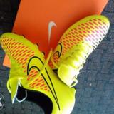 Vand ghete fotbal originale Nike Magista marime 42 - Ghete barbati Nike, Culoare: Verde, Piele sintetica