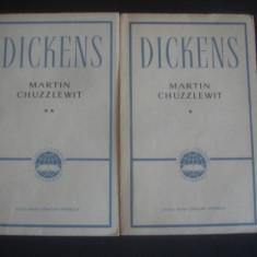DICKENS - MARTIN CHUZZLEWIT 2 volume