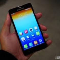 Lenovo a 850 - Telefon mobil Lenovo, Negru, 16GB, Neblocat, Dual SIM, Quad core