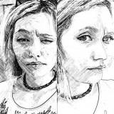 Portrete profesionale in creion/grafit/carbune A3 SINGLE - Pictor roman, An: 2015, Realism