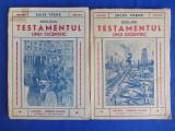 JULES VERNE - TESTAMENTUL UNUI EXCENTRIC ( VOL.1 + VOL.2 ) - 1941