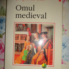 Omul medieval- Jacques le Goff - Istorie