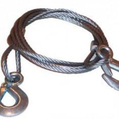 Sufa tractiune, cablu de remorcare din otel - Sufa Auto