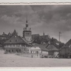 SIGHISOARA - Carte Postala Transilvania dupa 1918, Necirculata, Fotografie