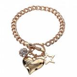 Bratara GUESS Fashion - Placata cu Aur