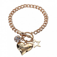 Bratara GUESS Fashion - Placata cu Aur - Bratara placate cu aur