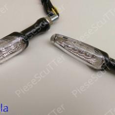 Semnale / semnal / semnalizari moto scuter LED - Semnalizare Moto