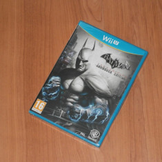 Joc Nintendo Wii U - Batman Arkham City Armored Edition , nou , sigilat, Role playing, 16+