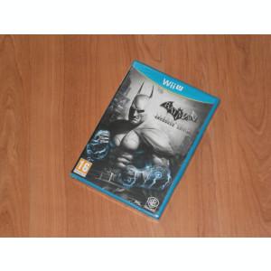 Joc Nintendo Wii U - Batman Arkham City Armored Edition , nou , sigilat