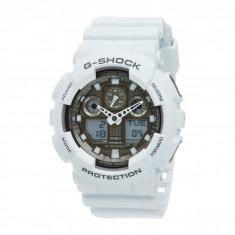 Ceas G-Shock GA-100 Neon Highlights | 100% original, import SUA, 10 zile lucratoare - Ceas barbatesc Casio
