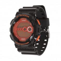 Ceas G-Shock X-Large Digital GD100 | 100% original, import SUA, 10 zile lucratoare - Ceas barbatesc Casio, Sport, Electronic