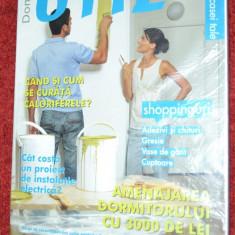 Revista DOMUS UTIL - Numarul 10, Octombrie 2009 - Revista casa
