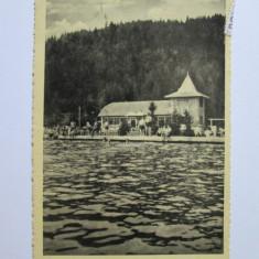 C.P. CAMPULUNG MOLDOVENESC 1937 - Carte Postala Bucovina dupa 1918, Circulata, Printata