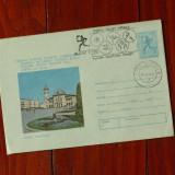 plic - Jocurile Olimpice - Moscova 1980 - stafeta flacarii olimpice - Buzau !