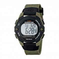 Ceas Timex Expedition Full-Size Digital Cat Nylon Strap Watch | 100% original, import SUA, 10 zile lucratoare - Ceas barbatesc Timex, Casual, Electronic